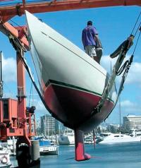 Juana - яхта класса 8m