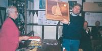 Капитан Ники получает Приз памяти А.П.Киселева