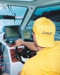 Капитан тестирует различные GPS устройства