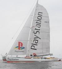 "Катамаран ""Playstation"" (США)"