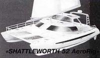 Катамаран «SHATTLEWORTH 52 AeroRig»