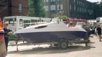 Катер «Данко-550» (каютный вариант)
