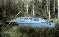 Катер «Круиз» у берега