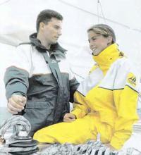 Комбинезоны для яхтсменов