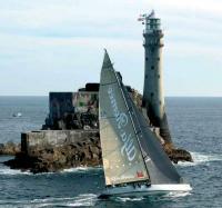 «Конкурент № 1» — новозеландская яхта «Alfa Romeo»