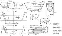 Конструкция корпуса — шпангоутные рамки