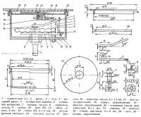 Конструкция манометра