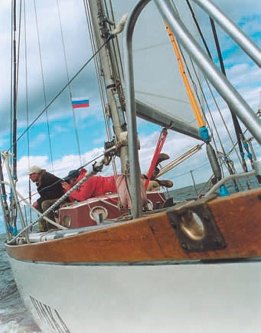 Крейсерская яхта