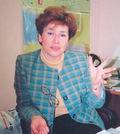 Лариса Владимировна Додичева