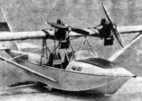 Летающая лодка Бориса Чернова (Самара)