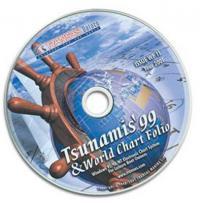 Лицензионный CD с программой «Tsunamis`99»