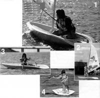 Лодка конструкции Йо Ричардса
