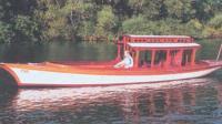 Лодка Pike на воде