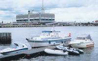 Лодки подготовлены к испытаниям на реке
