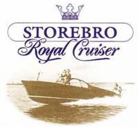 Логотип фирмы «Storebro Royal Cruiser»