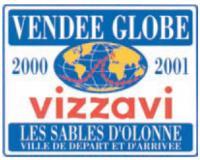 Логотип гонки Vendee Globe 2000/2001