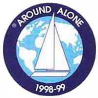 Логотип регаты «Around Alone»