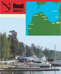 Место Риги на карте