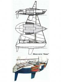 Мини-яхта «Нева»
