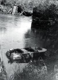 """""""Мир"""" на Обь-Енисейском канале. Дошли! 20 сентября 1957 г."""