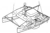 Модификация «Гепарда» с легкой рубкой на мостике