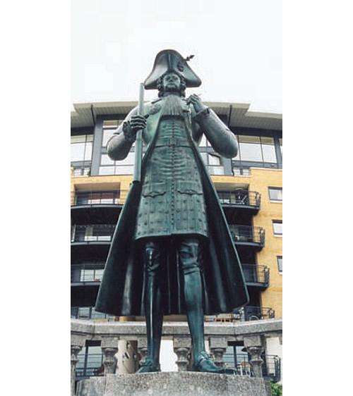 Монумент Петра I