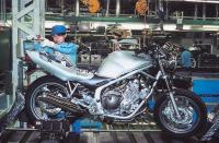 Мотоциклы — главная продукция фирмы