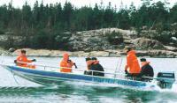 Моторная лодка «Мастер 600»