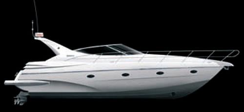 Моторная яхта «Oyster 42»