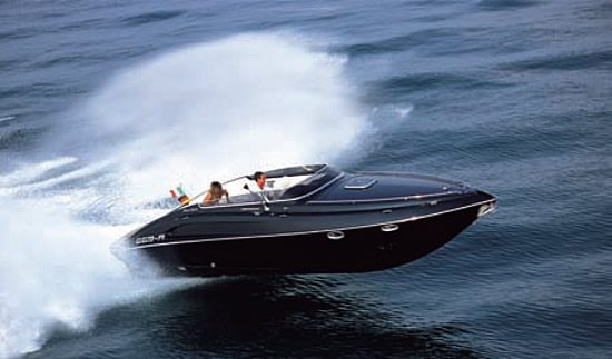 Моторная яхта «Performance 807 Black Spirit»