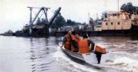 На лодке «Аргон-360» под мотором втроем