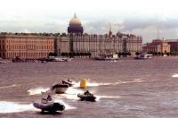 На одной из гонок 24 часа Санкт-Петербурга
