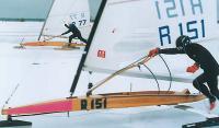 На старте Кирилл Капустин (R151) и Владимир Грибов (R77)