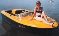 На ухоженную лодку приятно смотреть