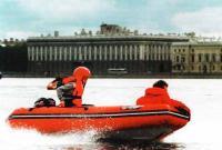 Надувная лодка для детских соревнований