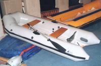 Надувная лодка «Енисей» фирмы «Кулик»