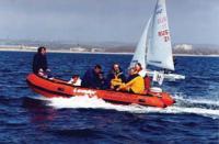 Надувная лодка Лидер-280