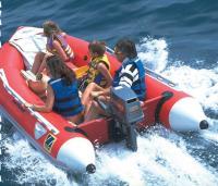 Надувная лодка MKS2C Futura Fastroller
