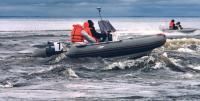 Надувные лодки на дистанции