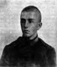 Николай Людевиг — гимназист
