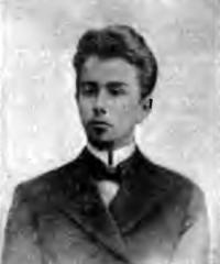Николай Людевиг — начинающий страховой агент «Русского Ллойда»