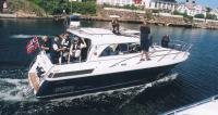"""Норвежский катер """"Marex 330 Scandinavia"""""""