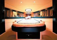 Носовая каюта катера «Sarnico 43»