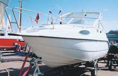 Новая усовершенствованная модификация катера