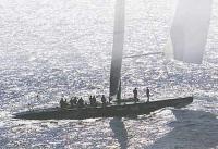 Новозеландская яхта