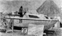 Новый вариант катера «Сигма» (ЛЭЗСС)