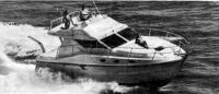 Общее расположение катера «Азимут-34»