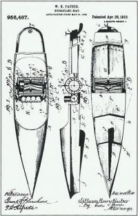 Один из последних патентов Уильяма Фобера
