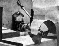 Один из вариантов привода, изготовленного В. Пинчуком