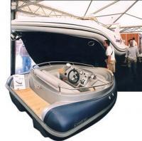 «One» и «Jet» — самый большой и самый маленький РИБы компании «Scanner»